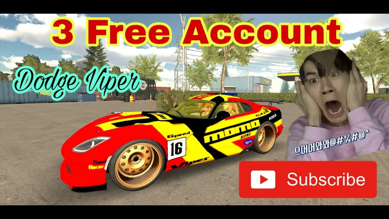Free Free Account Car Parking Multiplayer Youtube