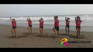 POR QUE TE FUISTE / MARI CARMEN MARIN /[ CUMBIA] REMIX (( DJ EMI DJ )) RUMBACTÍVATE fitness program