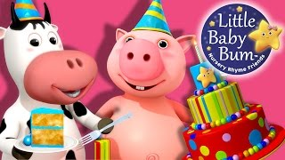 Baixar - Happy Birthday Song Nursery Rhymes By Littlebabybum Grátis