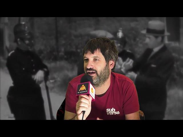 Documistan (9): Premis VOC / Trailer i entrevista Durruti / El gobierno del miedo