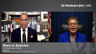 Rep. Karen Bass On The George Floyd Justice In Policing Act