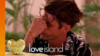 The Challenge Leaves Chris With Some Explaining to Do | Love Island 2019