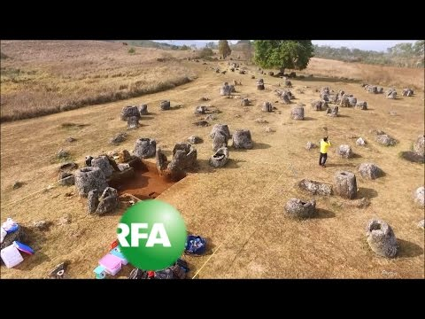 Laos' Plain of Jars Recreated in Virtual Reality | Radio Free Asia (RFA)