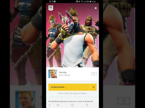 How To Install Fortnite Beta On Your Android Phone Android