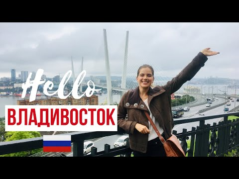 I MADE IT TO VLADIVOSTOK | Downtown City Tour + Russky Island