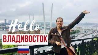 I MADE IT TO VLADIVOSTOK   Harbour Tour + Visiting Russky Island