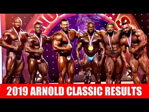 2019 Arnold Classic Results and Wrap Up