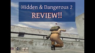 Hidden and Dangerous 2: Classic Game Review