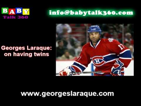 Georges Laraque on being a dad - NHL