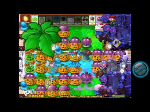 Plants Vs Zombies Part 4: 1000 Flags