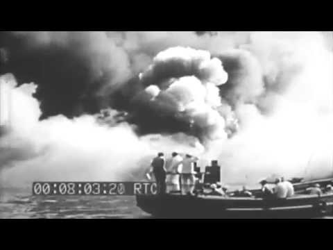 "West Loch Disaster Official Navy ""Combat Communique: Accident At Pearl Harbor 21 May 1944"" (full)"