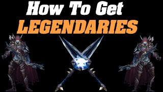 Legion : How To Get Legendary Items