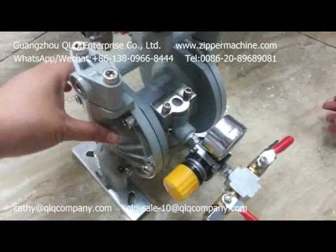 QLQ-How to repair the pump of hand spray painting machine