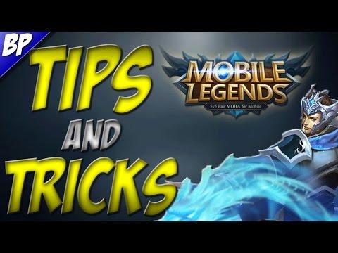 Mobile Legends Tips And Tricks