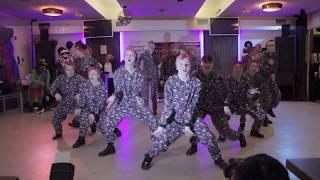 Bk fam - Танцевальная Премия  DANZA TV. 5 марта 2017г.