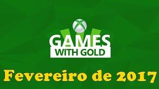 Games Grátis Fevereiro 2017 Xbox Live (GWG)