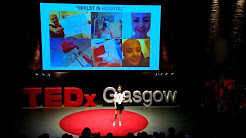 Why You Should Give It | Rachel Robbins Laird | TEDxGlasgow