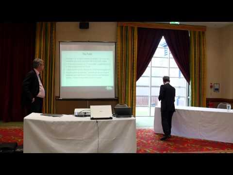Doug Feery, Barrister & Richard Crabtree, Lawyer