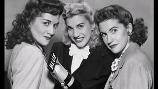 The Andrews Sisters, Ragtime Cowboy Joe [HQ]