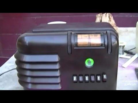 Airline Wells Gardner 6A27 Tube Radio Recap and Alignment