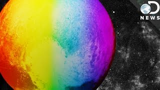 Do You Know What Color Pluto Really Is?