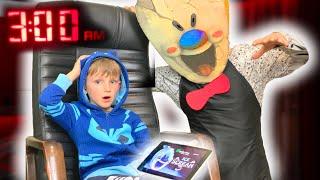 Никогда НЕ ИГРАЙ в ICE SCREAM в 3 часа ночи! Истории Чебурека на Mark ON Show #2 Марк и Мороженщик