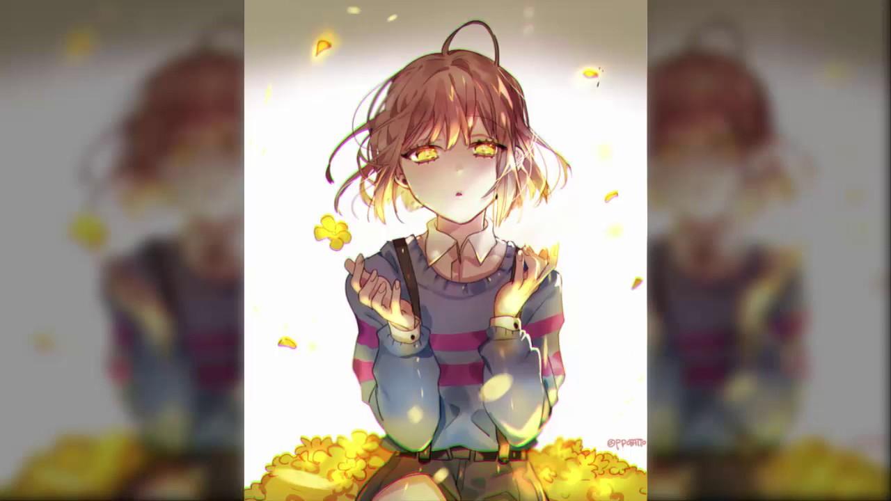 Undertale Flowerfell Secret Garden Lyrics Youtube