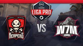 Dell Gaming Liga Pro #1 JUN - Team Reapers vs. W7M (MIRAGE)