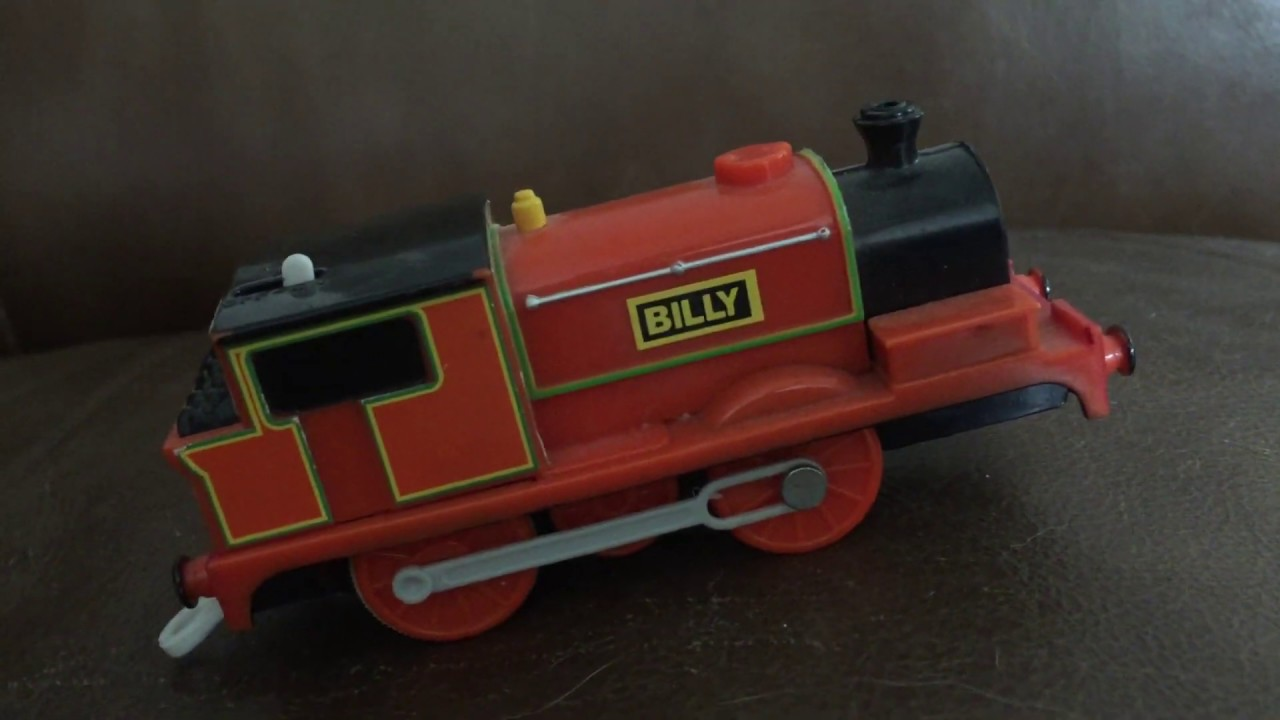 Download The Review Of Trackmaster Billy And Don't Be Silly, Billy