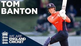 Tom Banton: England's New Batting Sensation | One To Watch! | England Cricket 2019