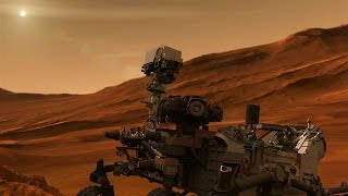 Curiosity Finds Organic Compounds, Methane, on Mars | Video