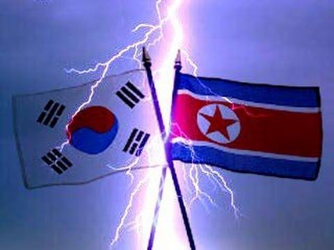 Северная и Южная Корея конфликт