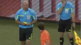 Футбол. ЧМ 2010. Финал. Нидерланды - Испания (0:1)(, 2010-07-12T07:44:46.000Z)