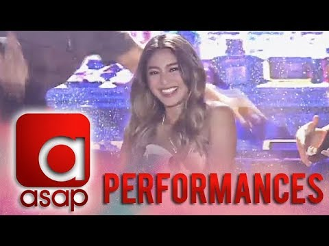 """ASAP: Nadine sings her newest single """"St4y Up"""""""