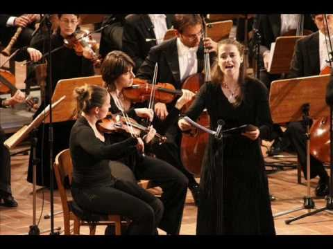 Nuria Rial - Vada adagio, signorina - Haydn