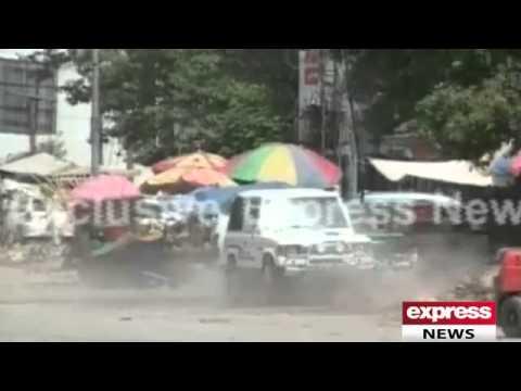 Bomb defuse in Peshawar