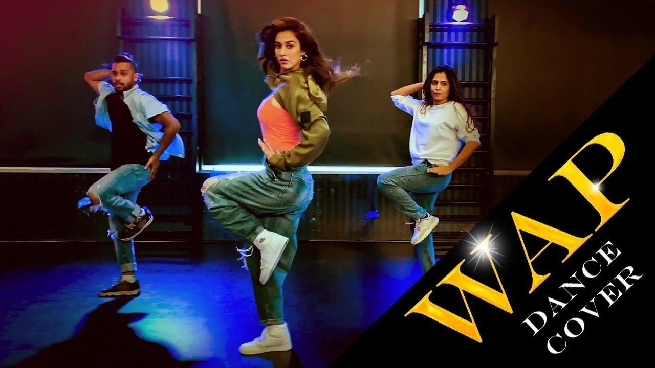 Download Disha Patani | WAP by Cardi B- Dance Cover