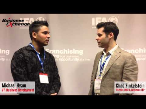 How to Choose a Franchise Lawyer? - Chad Finkelstein, Dale & Lessmann LLP | Franchise Lawyer