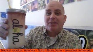 Wowwow Lemonade Haleiwa North Shore Oahu - Scott Sylvan Bell [TRAVELBLOGTROPICAL.COM]