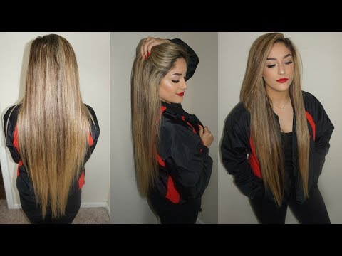 MY HAIR CARE ROUTINE | How to grow your hair + How to maintain blonde hair + tips & tricks