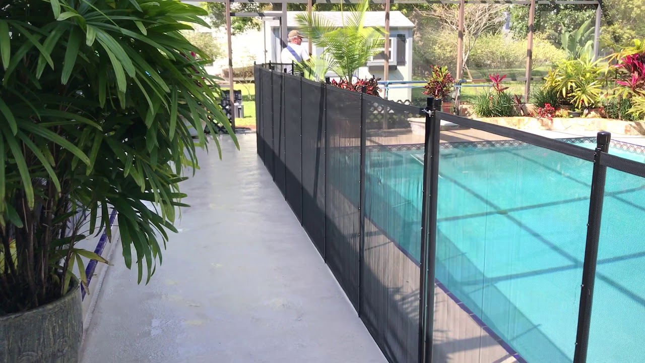 Pool Fence for Swimming Pools