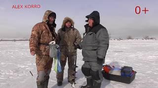 Семинар Мастер класс по мормышке Самаркандское Водохранилище 1 02 2020 года