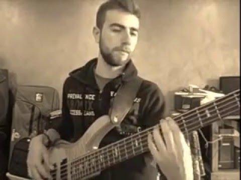 Pino Daniele - Fumo Nero (Bass Cover)