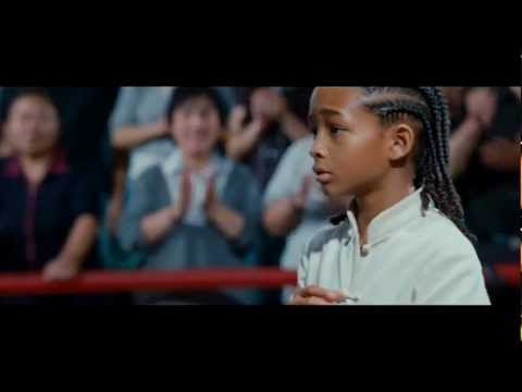 The Karate Kid tournament part 1