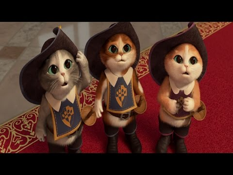 Puss in Boots The Three Diablos - Full HD Movie