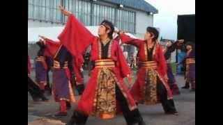 2012 06 17旭川大学北辰祭 1830北辰乱舞
