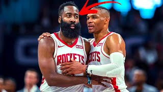 Russell Westbrook isn't Who RUINED The Houston Rockets