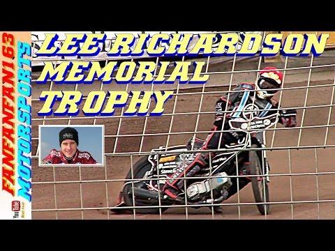 Lakeside Speedway: Lee Richardson Memorial Trophy
