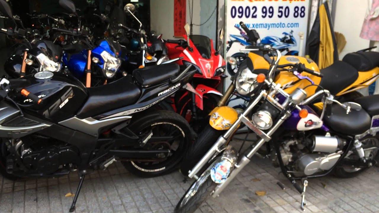 Moto Minh Quân – 0902995088 . Chuyên mua bán trao đổi các loại xe moto đã qua sử dụng.