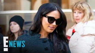 Meghan Markle Makes Secret Trip to NYC For Baby Shower | E! News